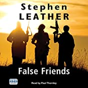 False Friends: Dan Shepherd, Book 9 | Stephen Leather