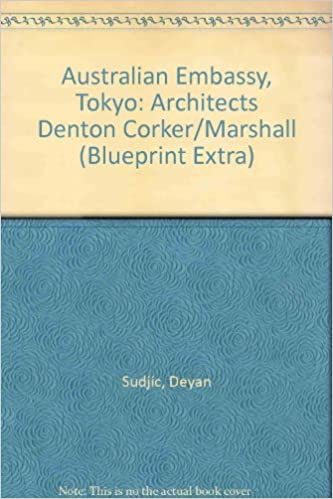 Amazon buy australian embassy tokyo architects denton corker amazon buy australian embassy tokyo architects denton corkermarshall blueprint extra book online at low prices in india australian embassy malvernweather Images