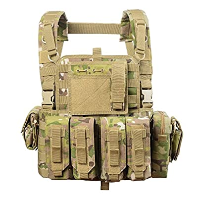 vAv YAKEDA Tactical CS Game Chest Vest - KF-099