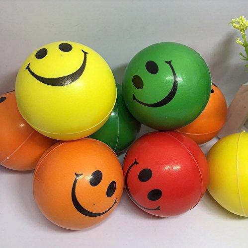 Rcdxing Pelota de pelota para aliviar el estrés relajante, color ...