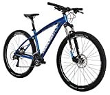 Diamondback Bicycles 2015 Overdrive Sport Hard Tail Complete Mountain Bike, 18-Inch/Medium, Blue
