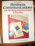 img - for Business Communications With Writing Improvement Exercises book / textbook / text book
