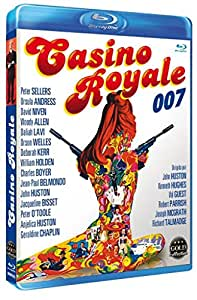 Casino Royale 007 (1967) [Blu-ray]