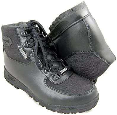 0bb2a4d0075aa Vasque Mens Boots Gore-tex Black Skywalk Leather 7052 Size 11