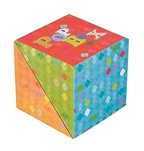 Janod - Pop Box aprende animales y números (J02933)