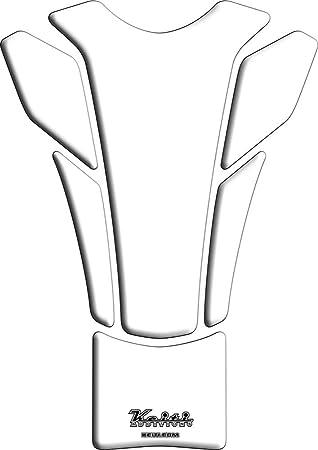 Quattroerre 18164/Protection pour r/éservoir MOTO Scorpion 3d transparent