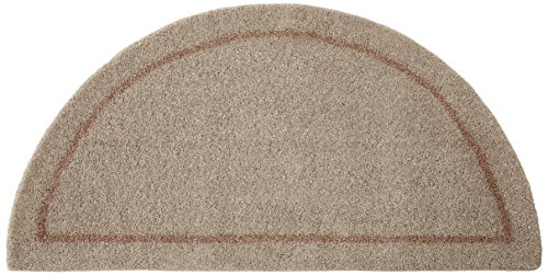 Beige Hand Tufted Wool Hearth - Beige Hand Tufted 100% Wool Rug