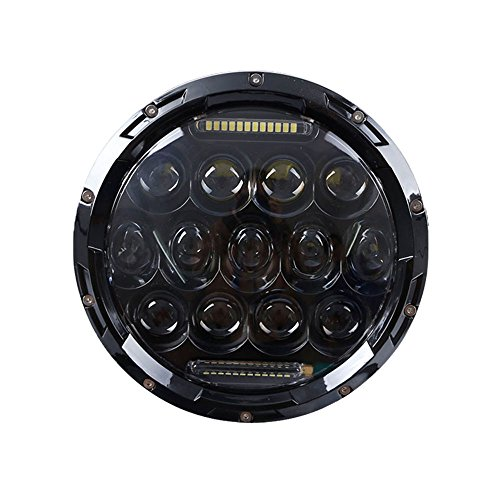motorcycle headlight assembly - 9