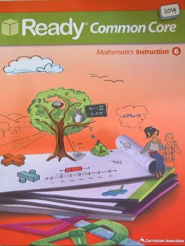 Ready Common Core Mathematics, Instruction 6