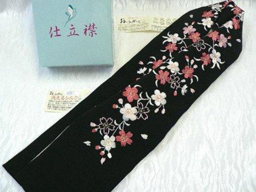 ●刺繍半衿?仕立て衿● 洗える刺繍半衿?207