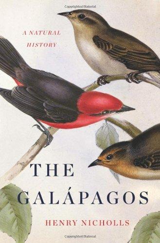 The Gal Pagos  A Natural History