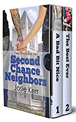 Second Chance Neighbors: Two Book Duet