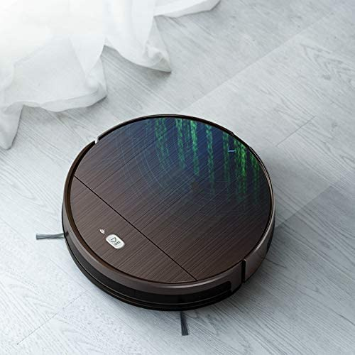 aspirateur robot Robot Vacuum Cleaner Sweep - Wet Mop For Floors-carpet App Control Map Navigation Planned Auto Charge Robot 1800pa