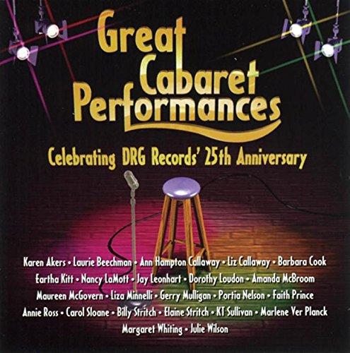 Great Cabaret Performances - D...
