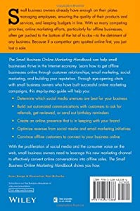 The Small Business Online Marketing Handbook: Converting Online Conversations to Offline Sales from Wiley