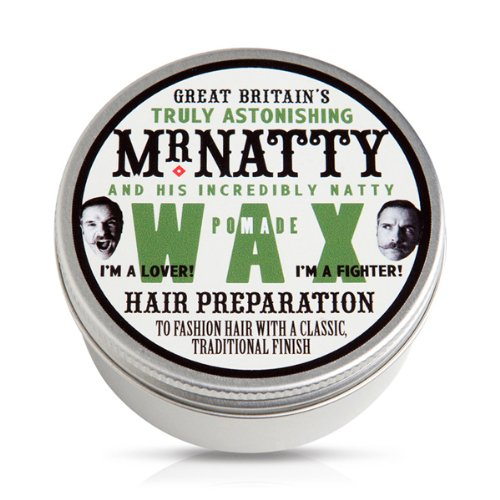 Mr Natty Natty's Pomade Wax Hair Preparation by Mr. Natty