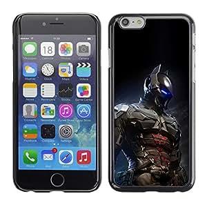 Stuss Case / Funda Carcasa protectora - FUTURO BAT SUPERHERO ARKHAM - iPhone 6