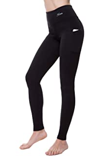 Amazon.com: NIRLON Yoga Shorts for Women High Waist Tummy ...