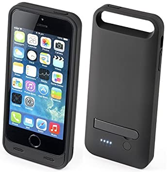 Boost Bank Iphone 5 5s Battery Case With Bumper In Amazon Co Uk