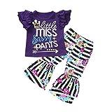 Rucan 2Pcs/Set Fashion Toddler Kids Baby Girl
