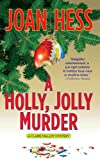 A Holly, Jolly Murder: A Claire Malloy Mystery (Claire Malloy Mysteries Book 12)