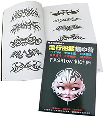 Tatuaje-libro - flash - cepa-diseños (tatuaje Book 7): Amazon.es ...