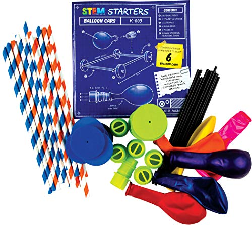 STEM Starters: Balloon Cars]()