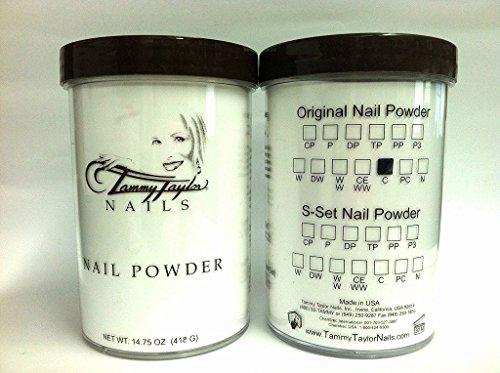 Tammy Taylor Nail Powder Clear 14.75 Oz