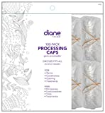 #3: Diane Hair Processing Caps 100 Pack