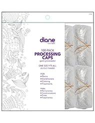 Diane Hair Processing Caps 100 Pack