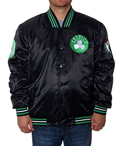 Boston Celtics Satin Jacket (XXXL)