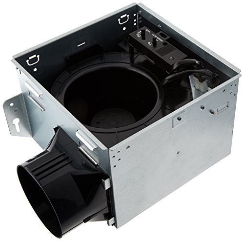Delta BreezGreenBuilder GBR100H 100 CFM Exhaust Bath Fan with Dual Speed and Adjustable Humidity Sensor