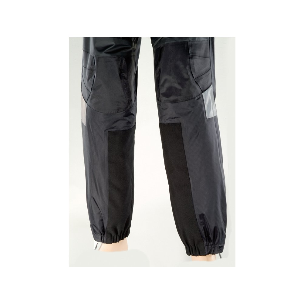 Tourmaster Womens Sentinel Nomex Rain Pants Black Medium-Plus M-Plus