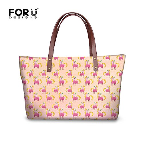 Stylish FancyPrint Tote Handbags Dfgcc1683al Bages Women Casual fnqZqH8Uwd