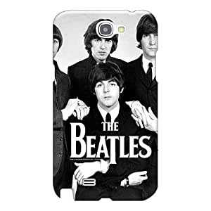 Anti-Scratch Hard Phone Cases For Samsung Galaxy Note 2 (iSK40662mATY) Provide Private Custom HD The Beatles Band Series