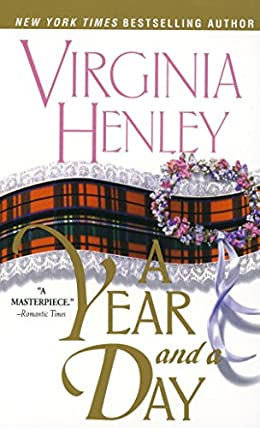 A Year and a Day book cover