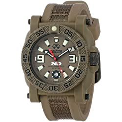 REACTOR Men's 73821 Gryphon Tough Impact Resistance Watch