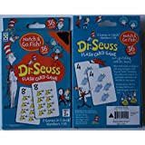 Dr. Seuss Flash Card Game Match and Go Fish