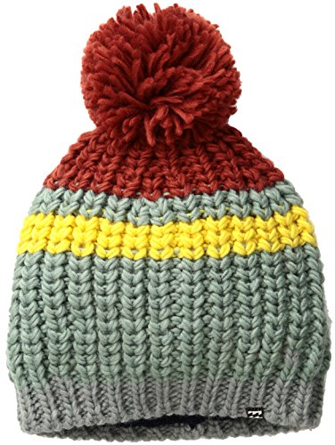Billabong Junior's Kim Beanie, Ketchup, One Size