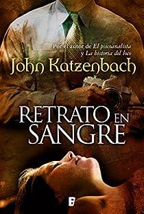 Retrato en sangre par Katzenbach