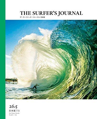 THE SURFER'S JOURNAL 2017年12月発売号 大きい表紙画像