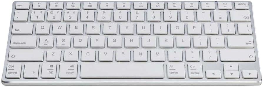 MagiDeal Bluetooth Wireless Keyboard Gaming Teclado para ...