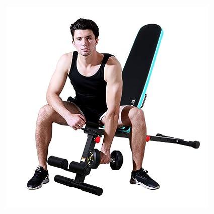 Mesa de pesas plegable silla de fitness equipo deportivo casa con mancuernas banco abdominal tablero del