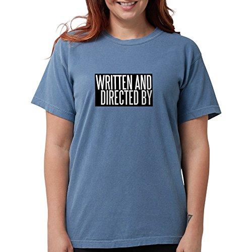 CafePress - Screenwriter/Director T-Shirt - Womens Comfort Colors Shirt