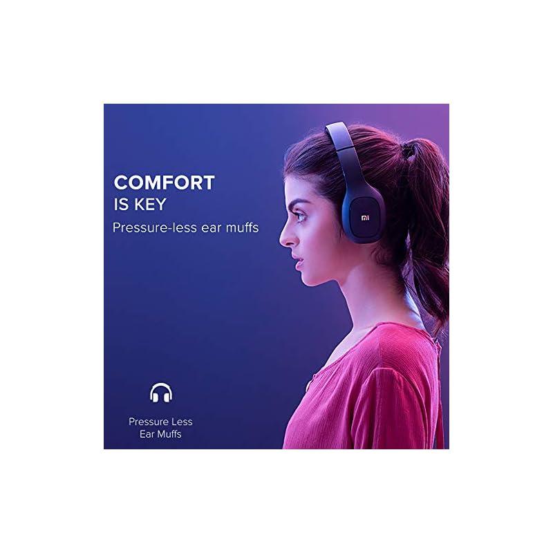 Best Mi Super Bass Wireless Bluetooth Headphones With Voice Assistant