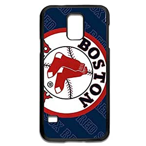 Boston Red Sox Non-Slip Case Cover For Samsung Galaxy S5 - Cool Style Cover by ruishername