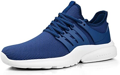 [Sponsored] Feetmat Womens Running Shoes Fashion Sneakers Mesh Lightweight Breathable Casual Walking Shoes
