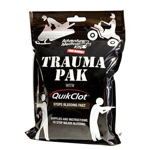 Adventure Medical Kits Trauma Pak w / QuikClot 25g sport 2064-0292 by Adventure Medical Kits