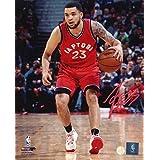 Frameworth Fred Van Vleet Toronto Raptors Signed Unframed Photo, 8x10, Multi