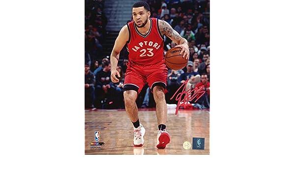Multi Frameworth Fred Van Vleet Toronto Raptors Signed 8x10 Unframed Photo One Size